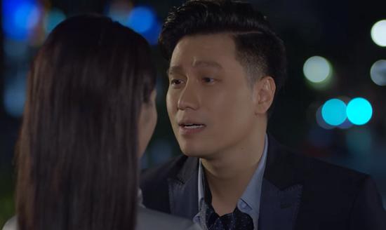 """Hướng Dương Ngược Nắng tập 32: Hoàng bất ngờ cưỡng hôn Minh, Châu bị Kiên """"bơ đẹp""""  - Ảnh 1"""