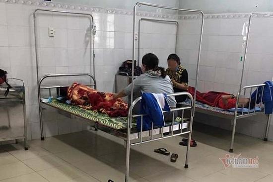 Quảng Trị: 18 học sinh nhập viện vì ngộ độc sau bữa ăn trưa  - Ảnh 2
