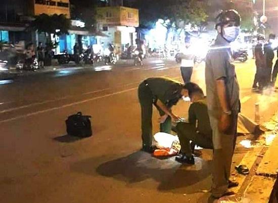 TP. HCM: Bắt giữ đối tượng cướp giật, gây tai nạn chết người  - Ảnh 1