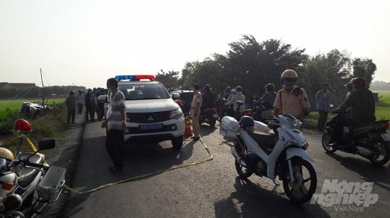 Bạc Liêu: Xe tải đâm xe khách 16 chỗ khiến 1 người tử vong, nhiều người khác bị thương  - Ảnh 2