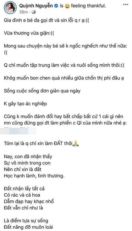 Quỳnh Kool liên tiếng khi bị fan hâm mộ quấy rối, đe dọa công khai số điện thoại  - Ảnh 4