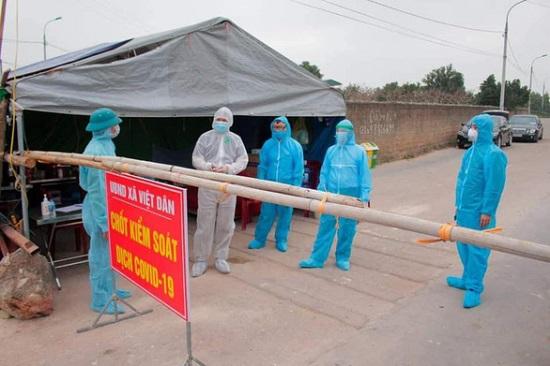 Sáng 3/2, Việt Nam có thêm 9 ca COVID-19 mới, đều là những ca lây nhiễm trong cộng đồng  - Ảnh 1