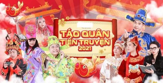 """Táo Quân tiền truyện 2021 vắng """"Ngọc Hoàng"""", xuất hiện nhân tố mới Diệu Nhi  - Ảnh 1"""