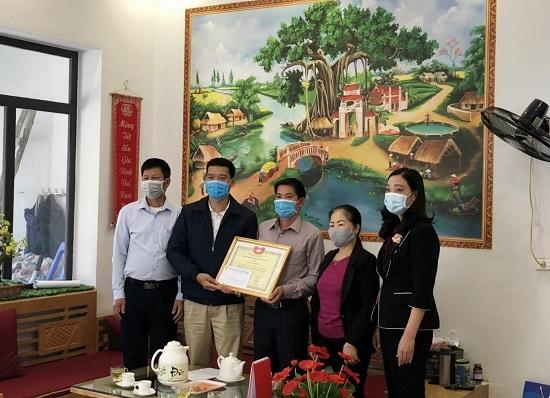 Hạ Long: Tiểu thương chợ Hồng Hà trả lại 22 triệu đồng cho người đánh rơi  - Ảnh 1