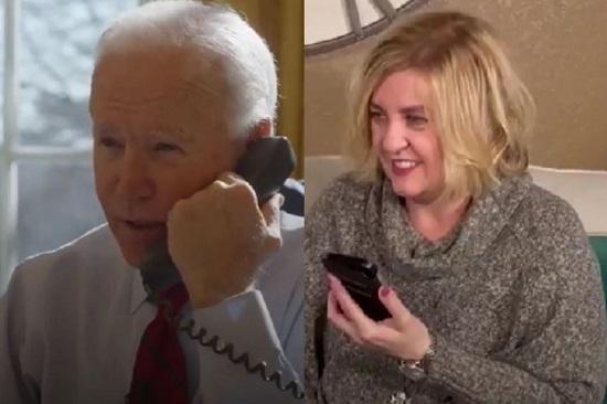 Tổng thống Biden chủ trì cuộc trò chuyện trực tiếp đầu tiên với người Mỹ - Ảnh 2