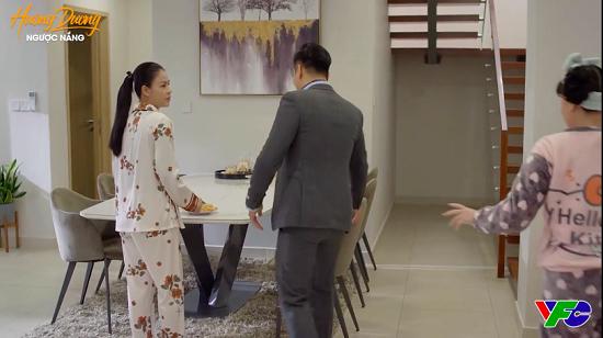 """Hướng Dương Ngược Nắng tập 43: Hoàng bị Minh """"xử đẹp"""" khi tự tiện đến nhà - Ảnh 3"""