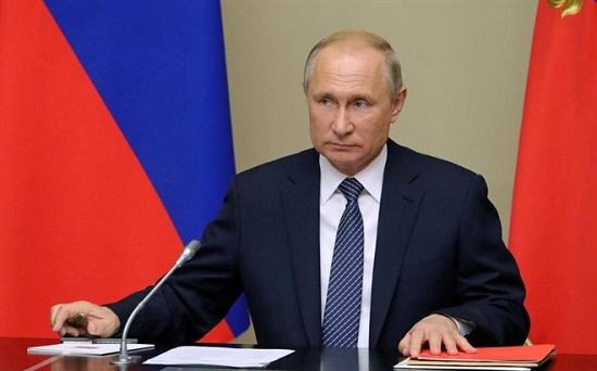 Hạ viện Nga thông qua dự luật cho phép Tổng thống Putin tái tranh cử - Ảnh 1
