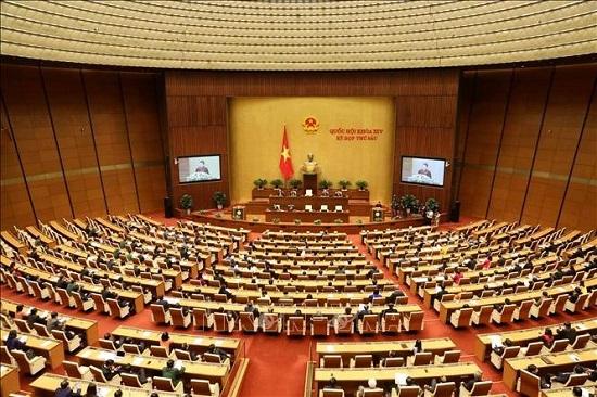 Khai mạc kỳ họp cuối cùng của Quốc hội khóa XIV - Ảnh 1
