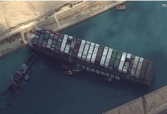 Tổng thống Biden đề nghị giúp đỡ sau sự cố trên kênh đào Suez - Ảnh 1