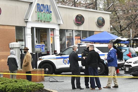 Mỹ: Thêm một vụ xả súng khiến 5 người tử vong - Ảnh 2