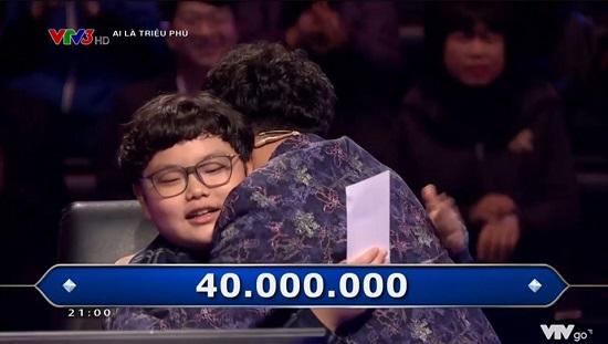 """NSƯT Xuân Bắc xuất sắc trả lời đúng 13 câu tại """"Ai là triệu phú"""", mang về 40 triệu đồng  - Ảnh 3"""