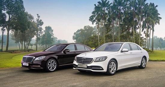Bảng giá xe ô tô Mercedes mới nhất tháng 3/2021: Một số dòng xe tăng giá từ 10-121 triệu đồng  - Ảnh 1