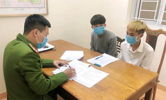 Hà Tĩnh: Truy bắt nhóm thanh niên đột nhập nhà thờ, trộm tiền công đức  - Ảnh 1