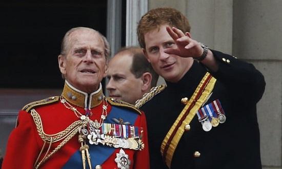Hoàng tử Harry có thể bị cách ly ít nhất 5 ngày nếu tham dự lễ tang ông nội  - Ảnh 1