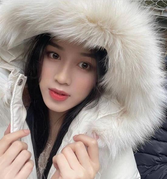 """Hoa hậu Đỗ Thị Hà bị quay lén tại lớp học, nhan sắc đời thường khiến nhiều người """"ngỡ ngàng""""  - Ảnh 3"""
