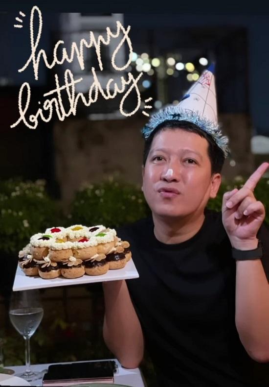Nhã Phương vắng mặt trong sinh nhật Trường Giang nhưng vẫn làm điều bí mật cho ông xã  - Ảnh 2