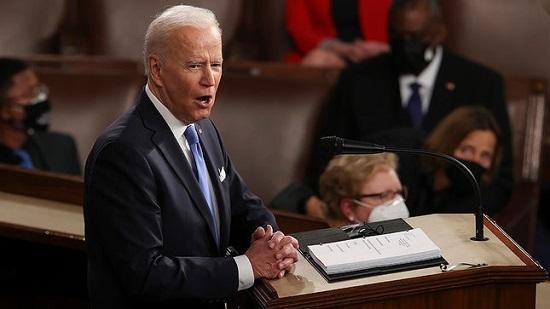 """Tổng thống Biden nói gì trong bài phát biểu trước Quốc hội Mỹ khiến ai cũng """"tấm tắc"""" khen ngợi?  - Ảnh 1"""