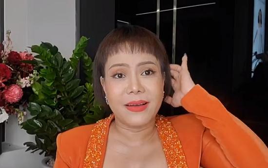 """Việt Hương lộ nhan sắc khác lạ, lên tiếng đáp trả khi vướng nghi vấn """"đụng chạm dao kéo""""  - Ảnh 1"""