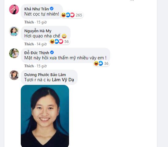 """Lâm Vỹ Dạ đăng tải ảnh thẻ năm 17 tuổi, cảm thấy trăn trở do cơ mặt """"trời sinh bất thường"""" - Ảnh 3"""