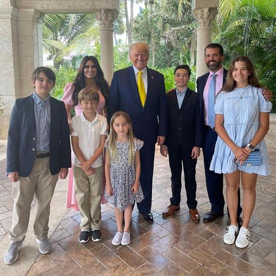 """Vợ chồng ông Donald Trump cùng xuất hiện tại sự kiện sau """"tin đồn ly hôn""""  - Ảnh 4"""