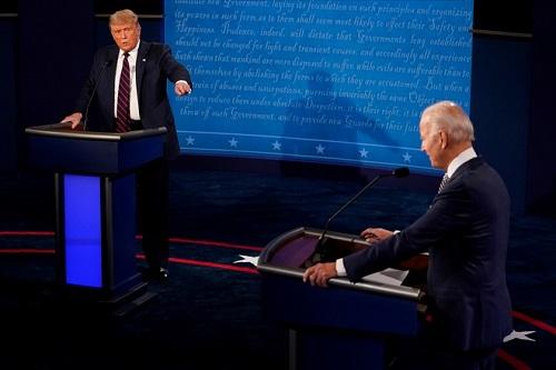 """Bầu cử tổng thống Mỹ 2020: Thay đổi quy tắc sau cuộc """"so găng"""" hỗn loạn - Ảnh 1"""