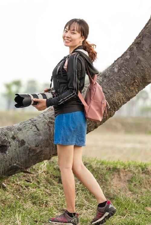 Nữ nhiếp ảnh gia 8X đoạt nhiều giải thưởng quốc tế hé lộ những hy sinh thầm lặng và góc khuất nghề nghiệp - Ảnh 1