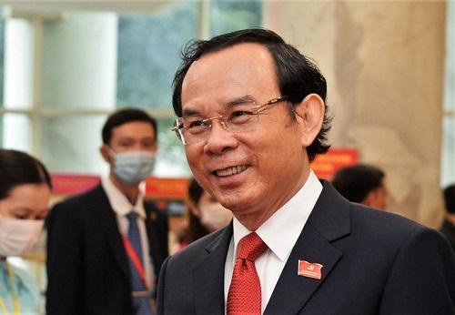 Ông Nguyễn Văn Nên được bầu làm Bí thư Thành ủy TP.HCM - Ảnh 1