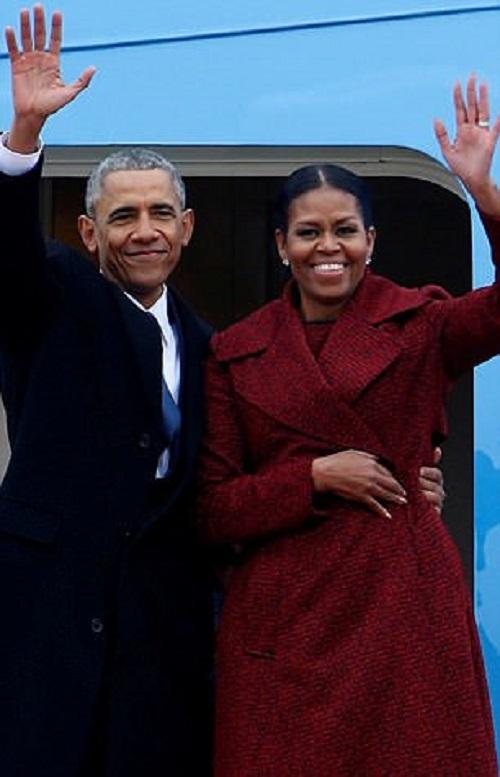 """Vợ chồng cựu Tổng thống Obama từng viết thư xin lỗi người yêu của con gái lớn, phản ứng """"đằng trai"""" gây bất ngờ - Ảnh 2"""