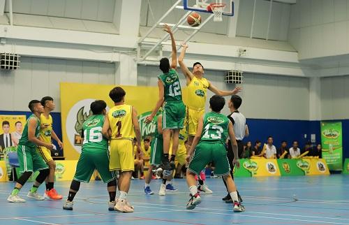 """Will - Cường Seven căng thẳng dõi theo trận đấu nghẹt thở của học trò trong """"Thần tượng bóng rổ"""" - Ảnh 2"""