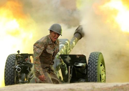 Chiến sự Armenia- Azerbaijan: Thỏa thuận ngừng bắn lần 3 chính thức có hiệu lực - Ảnh 1