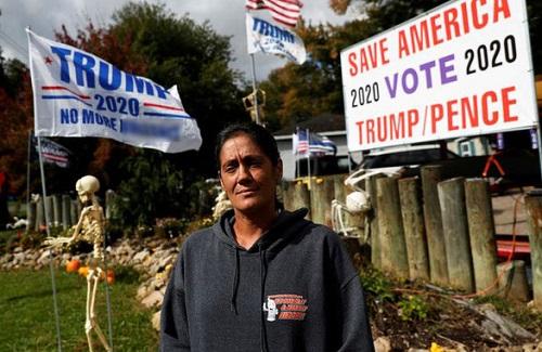 Ông Trump nhiễm COVID-19: Người ủng hộ bất ngờ, nhưng khẳng định vẫn đứng về phía ứng viên đảng Cộng hòa - Ảnh 1