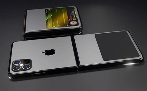 Tin tức công nghệ mới nóng nhất hôm nay 4/10: Apple phát triển công nghệ đặc biệt, iPhone màn hình gập tự xóa vết xước? - Ảnh 1