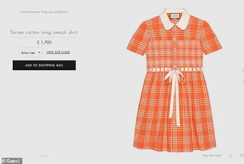 Gucci ra mắt mẫu váy dành riêng cho nam giới, giá lên tới hơn 50 triệu đồng - Ảnh 2