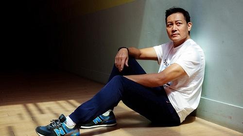 Nam tài tử TVB Tăng Vỹ Quyền nguy kịch vì bệnh ung thư phổi - Ảnh 1