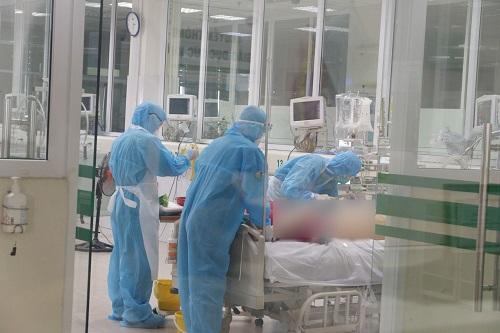 Sáng 13/11, không ca mắc mới, đã có 47 bệnh nhân âm tính với virus gây COVID-19 - Ảnh 1