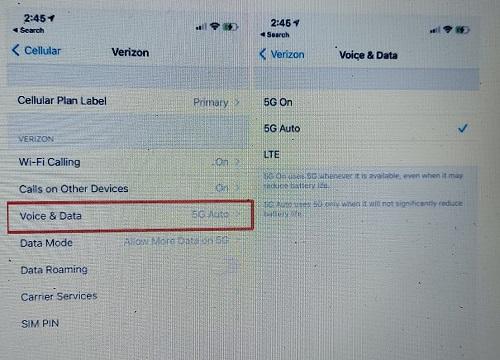 IPhone 12: Sử dụng thế nào để tiết kiệm tối đa dữ liệu 5G? - Ảnh 2