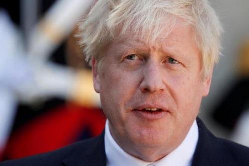 Thủ tướng Anh Boris Johnson cách ly vì tiếp xúc người mắc COVID-19 - Ảnh 1
