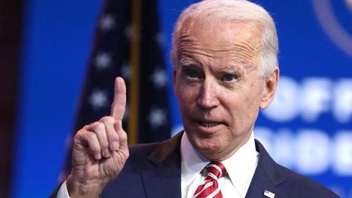 """Ông Biden thừa nhận phải đối mặt với """"bức tường gạch"""" tại Thượng viện Mỹ - Ảnh 1"""