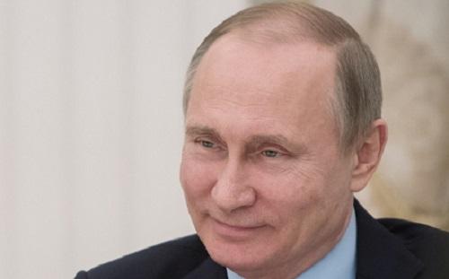 """Điện Kremlin bác thông tin Tổng thống Putin có """"gia đình bí mật"""" - Ảnh 1"""