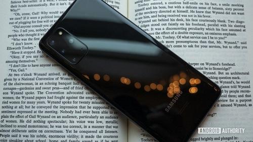 Tin tức công nghệ mới nóng nhất hôm nay 27/11: Samsung Galaxy S21 có thể mở khóa bằng giọng nói - Ảnh 1
