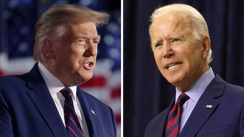 """Bầu cử Tổng thống Mỹ 2020: Ông Trump thắc mắc bị mất thế dẫn đầu """"một cách kỳ lạ"""" - Ảnh 1"""