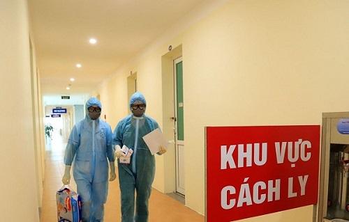 Chiều 6/11, thêm 2 ca mắc COVID-19, Việt Nam có 1.212 bệnh nhân - Ảnh 1