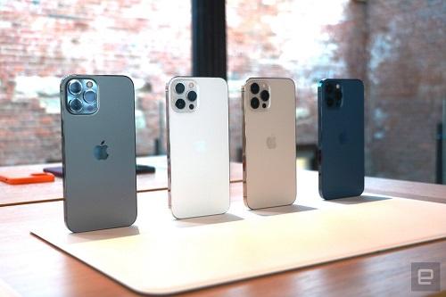 Cận cảnh bộ đôi iPhone 12 mini, iPhone 12 Pro Max: Kích thước đối lập, thiết kế tinh tế từng chi tiết - Ảnh 6