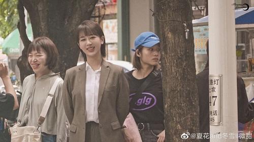 """""""Rụng tim"""" trước loạt ảnh hậu trường phim mới của Dương Tử: Nhan sắc """"lên hương"""", thần thái ngút ngàn - Ảnh 3"""