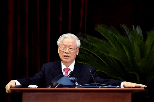 Phát biểu của Tổng Bí thư, Chủ tịch nước bế mạc Hội nghị lần thứ 14 BCH TƯ Đảng khóa XII - Ảnh 1
