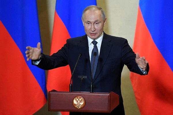 Tổng thống Putin ký luật cho phép cựu tổng thống trở thành nghị sĩ trọn đời - Ảnh 1