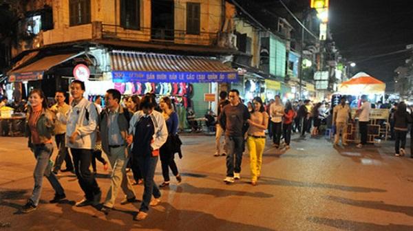 Hà Nội: Không gian đi bộ phía Nam khu phố cổ được mở rộng ra sao? - Ảnh 1