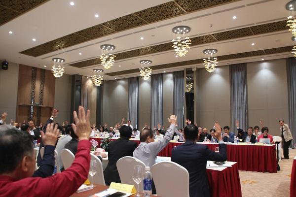 Hội Luật gia Việt Nam có tân Tổng Thư ký - Ảnh 3