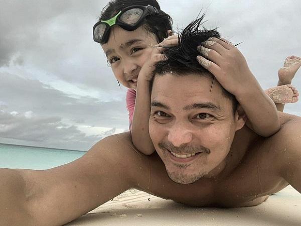 """Khoe ảnh du lịch cùng gia đình, """"mỹ nhân đẹp nhất Philippines"""" Marian Rivera """"đốn tim"""" dân mạng nhờ chi tiết đặc biệt - Ảnh 3"""