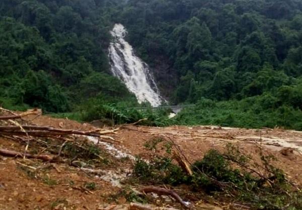 Quảng Bình: Bất ngờ phát hiện 2 thị thể nằm trên võng trong rừng - Ảnh 1